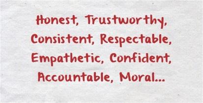 Honest-Trustworthy